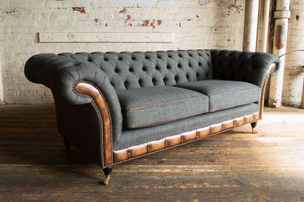 Conrad Chesterfield Sofa
